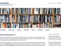 Gründung Netzwerk für Fotoarchive eV