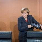 Bundeskanzlerin Angela Merkel 2014