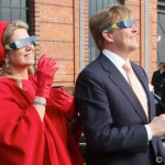 Dutch Royals visit Hamburg