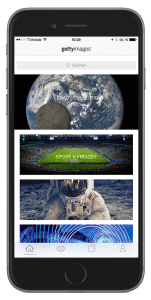 Getty Images App