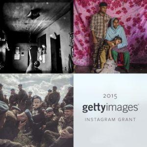 Getty Images Instagram Grants