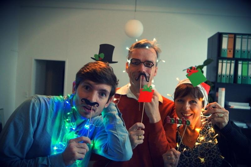BVPA-Weihnachtsteam