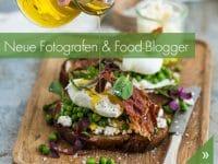 Neue Fotografen & Food-Blogger