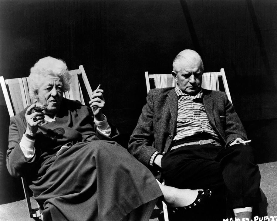 Film: MURDER AHOY. Original title: MURDER AHOY (1964). Personalities: RUTHERFORD, MARGARET; DAVIS, STRINGER.
