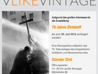 """Ausstellung """"75 Jahre Zintstoff"""" bis 29. Juli in Hamburg verlängert"""