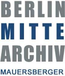 BerlinMitteArchivlogo