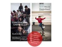 Challenging Chances – Flucht im Bild & Neu in Deutschland