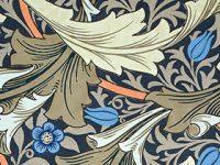 William Morris: Die bunte Welt der Muster