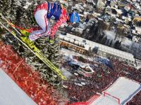 Österreichs Ski-Event des Jahres perfekt im Bild