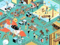 picture alliance vermarktet Illustrationen von Minty exklusiv in Deutschland