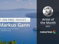 Markus Gann ist Artist of the Month