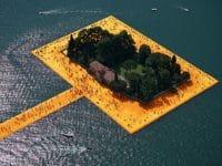 Ausstellungen: Floating Piers