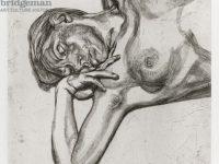 Bridgeman Images lizensiert Radierungen für die Lucian Freud Ausstellung 'Closer' im Martin-Gropius-Bau in Berlin