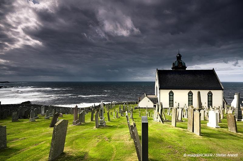 Macduff Parish Church, Aberdeenshire, Scotland