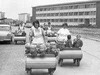 picture alliance-Partner zentralbild digitalisiert Lebenswerk des Cottbuser Fotografen Erich Schutt und gibt spannende Einblicke in das Leben in der DDR