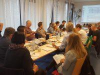Erfolgreicher mfm Round Table mit 20 Teilnehmern aus Verbänden und Bildagenturen