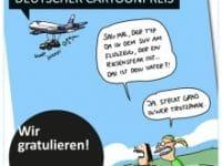 Deutscher Cartoonpreis 2019 — Die Gewinner stehen fest!