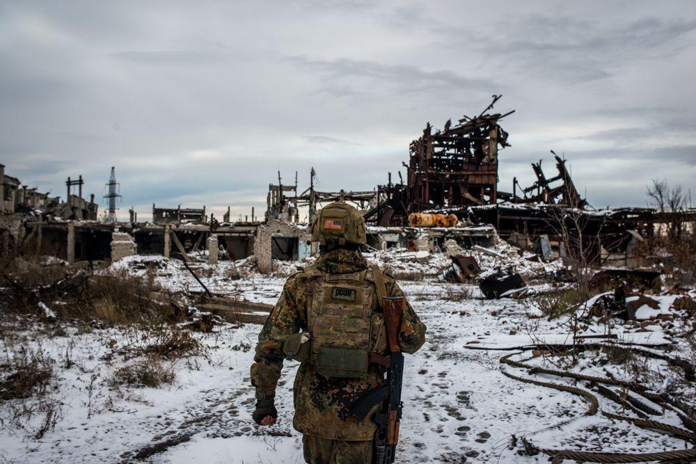 Kriegsfotografie