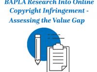 BAPLA veröffentlicht Bericht zu Urheberrechtsverletzungen im Netz