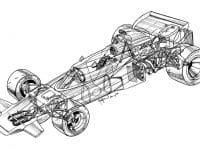Formel 1-Kunstwerke des Technikexperten Giorgio Piola neu bei imago images
