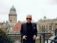 Karl Lagerfeld in Berlin – Ausstellung von Daniel Biskup