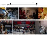 Neue Reportage und Collections Rubriken auf der laif Webseite