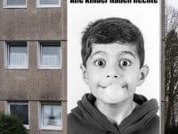 """Outdoor-Fotoausstellung """"Alle Kinder haben Rechte!"""" von Veit Mette"""