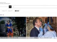 """laif: Collection """"Bilder der Woche"""" auf der laif Webseite"""
