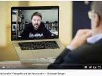 Talk: Christoph Bangert im RAW Gespräch mit Ditmar Schädel