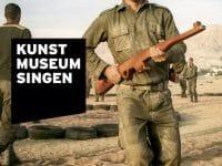 """Ausstellung """"Krieg ohne Krieg"""" von Meinrad Schade"""