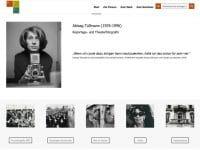 Das fotojournalistische Werk Abisag Tüllmanns online