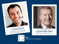 J. Konrad Schmidt zum neuen Leiter der Initiative Bild gewählt