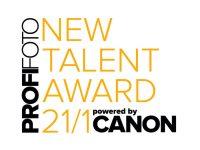 Ausschreibung: New Talent Award 21/1 powered by Canon