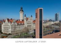 Luftbildkalender Leipzig 2021 … jetzt noch schnell bei punctum bestellen