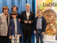 """Auszeichnung """"BOBBY"""" für Florian Jaenicke"""