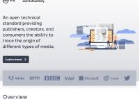 C2PA veröffentlicht Spezifikationen zur Bekämpfung von Online-Desinformation