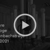 Installiert: Video in der Synagoge