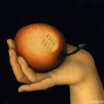 Cranach, Eva, Ausschnitt / Florenz