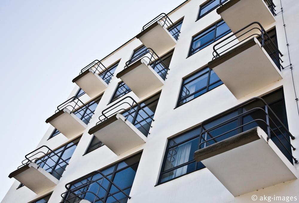 Dessau, Bauhaus / Foto