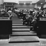 Unterzeichnung der KSZE-Schlussakte in Helsinki 1975