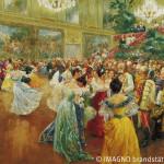 Der Hofball in Wien