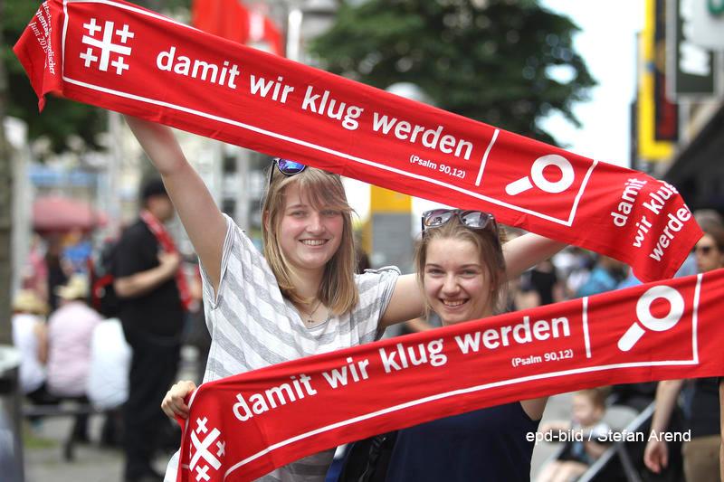 Kirchentag in Stuttgart beginnt