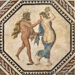 Römisch Germanisches Museum Köln, Dionysos Mosaik