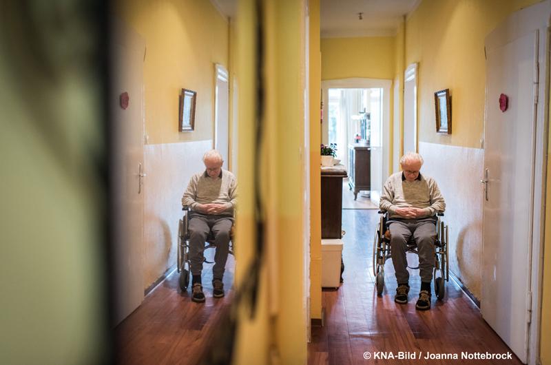 Dr. Giuseppe Ruggeri, geboren 18.7.1927, wohnt in Hannover in einer Senioren-Wohngemeinschaft.