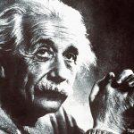 Albert Einstein um 1940