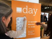 Bildbranche im Biergarten: Ausstellervielfalt und tolles Wetter locken Hunderte Besucher zum PICTAday