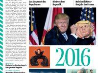 Der GROSSE JAHRESRÜCKBLICK 2016 der Süddeutschen Zeitung