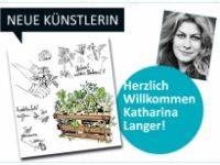 Katharina Langer, herzlich willkommen bei Catprint!