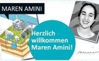 Neu bei Catprint Media: Maren Amini