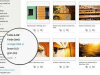 Die Creative Collection von Süddeutschen Zeitung Photo – jetzt auch mit Farbsuche im Webshop